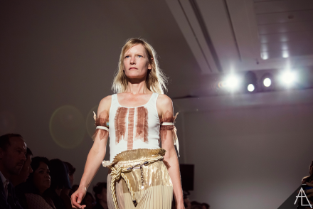 Kirsten Owen Veronique Branquinho SS15 Runway
