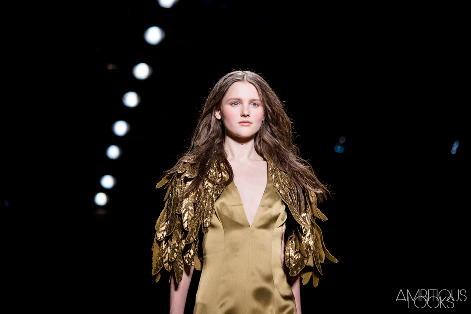 AW15 Andrew GN Runway Fashion Show Paris Fashion Week Ambitious Looks