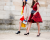 Julia and Sylvia Haghjoo Elie Saab AW15 PFW Street Style for Ambitious Looks by Ylenia Cuellar