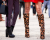 Animal print boots Elie Saab AW15 PFW Street Style for Ambitious Looks by Ylenia Cuellar