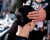 Hair do at Kenzo AW15 Backstage by Ylenia Cuellar Ambitious Looks