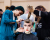 Tsumori Chisato AW15 Backstage photos by Ylenia Ambitious Looks