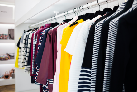 Petit Bateau AW16 at Catherine Miran Press Office Collections